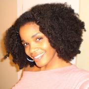 black girls with afros
