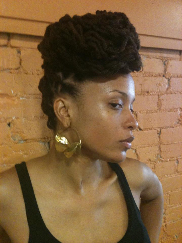 Sa Roc Natural Hair Style Icon Black Girl With Long Hair