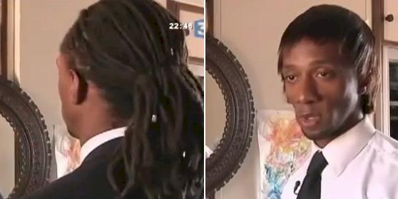 French Flight Attendant Forced to Cover Locs with Wig