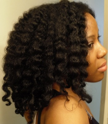 Ty 3c 4a Natural Hair Style Icon Black Girl With Long