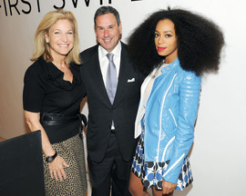 Saks Fifth Avenue hosts a private cocktail to celebrate SaksFirst