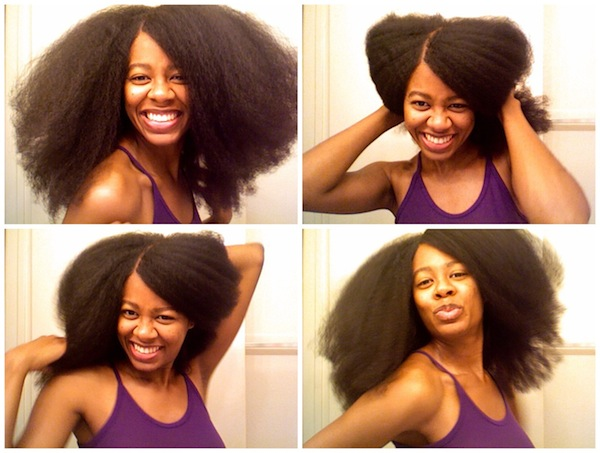 Protective Hair Styles For Short 4c Hair: What Happens To Natural Hair When You Stop Protective