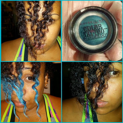 Two Ways To Do Safe Wash Out Hair Color Black Girl With