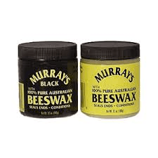 Murray S Black Beeswax On Natural Hair