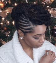 5 fun natural hair styles bring