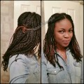 Reasons to rock mini twists this winter black girl with long hair