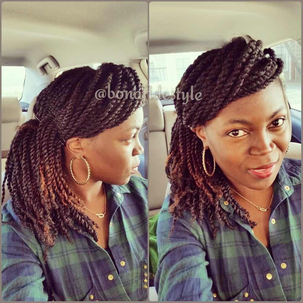 4 Reasons To Rock Mini Twists This Winter Black Girl