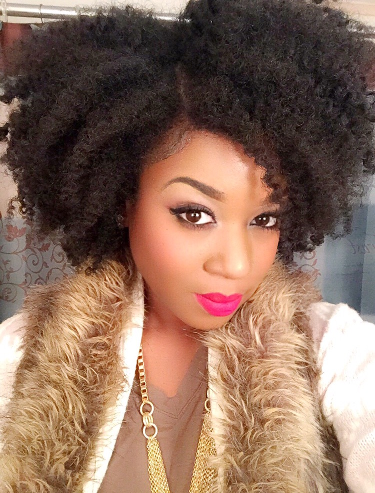 Natural Hair Care During Winter