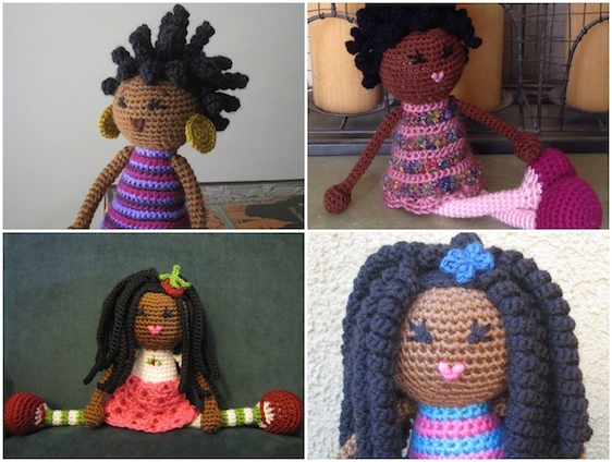 Black Dolls With Natural Hair South Africa