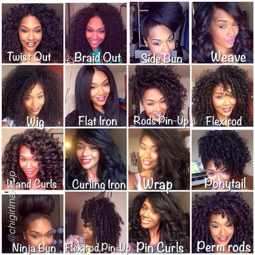 Black Woman Fired For Natural Hair