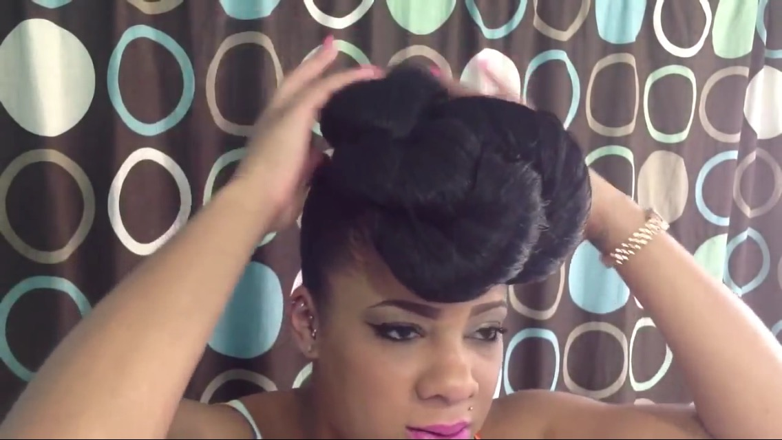 Cool 8 Quick Natural Hair Styles For Moms On The Go Black Girl With Short Hairstyles Gunalazisus