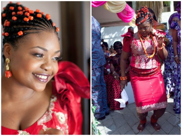 50 Wedding Hairstyles For Nigerian Brides And Black: 11 Stunning Traditional Nigerian Wedding Hairstyles