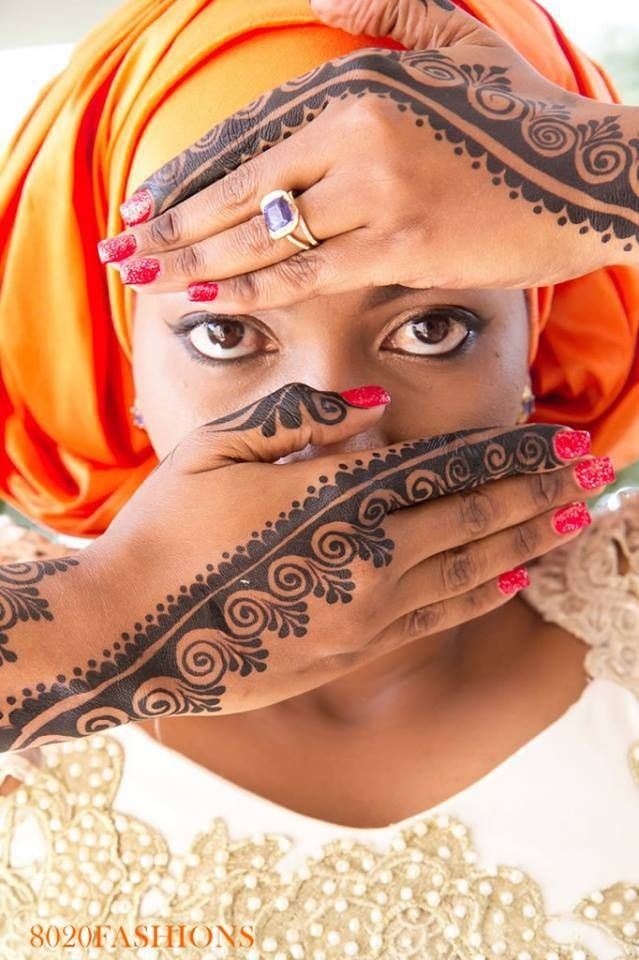 Black Henna Tattoo While Pregnant: 25 Stunning Images Of Traditional Kenyan And Nigerian