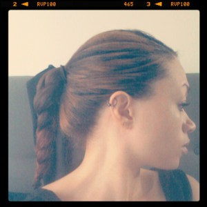 flatiron braid