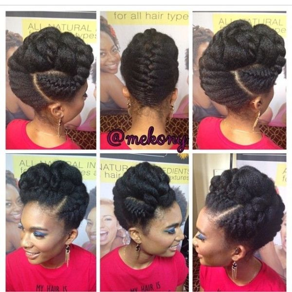 French braid complex