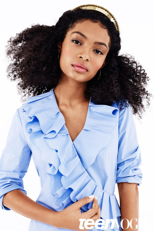 Black-ish Yara Shahidi Serves 5 Fierce Natural Hair Styles In Teen Vogue - Bglh Marketplace