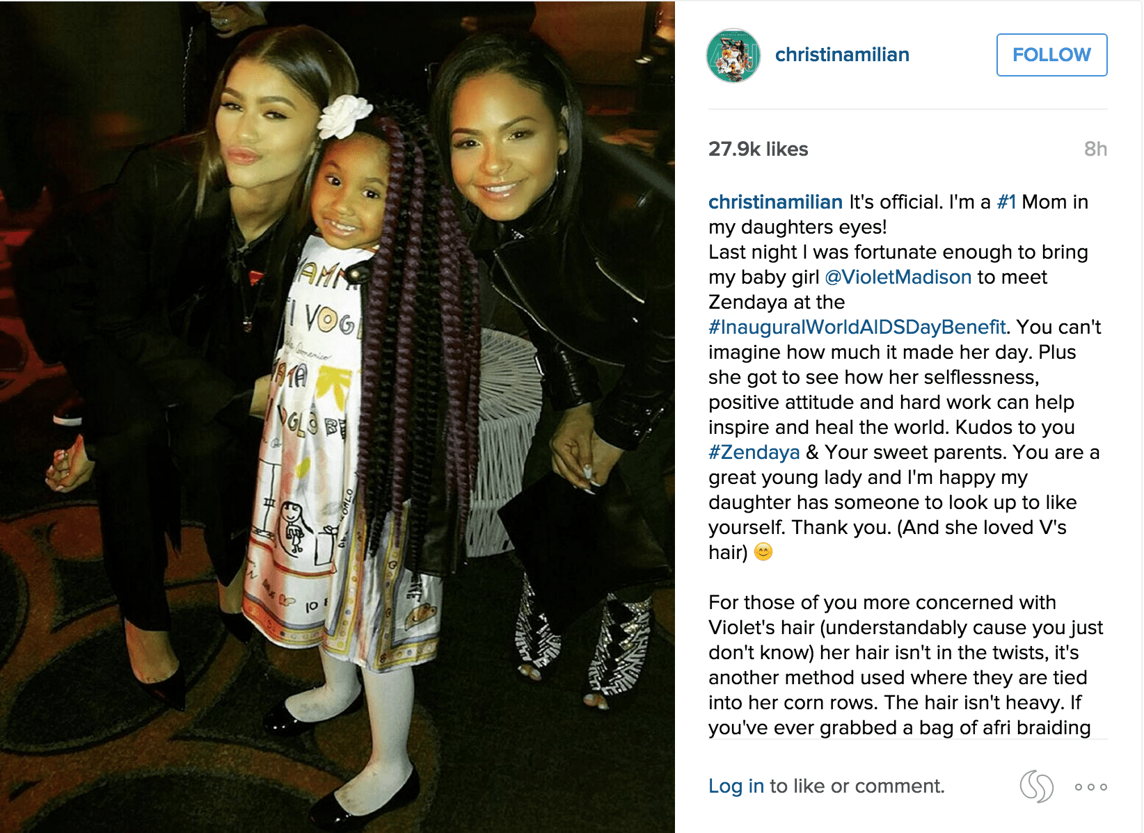 Christina Milian Slammed Over 5-Year-Old Daughter's Mid ...