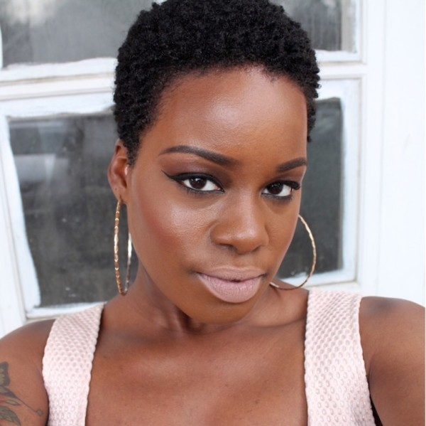 34 Nude Lip Colors for All Shades of Black Women | Black Girl with ...