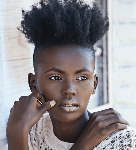 Amazing 10 Unique Professional Styles For Short Natural Hair Of All Short Hairstyles For Black Women Fulllsitofus