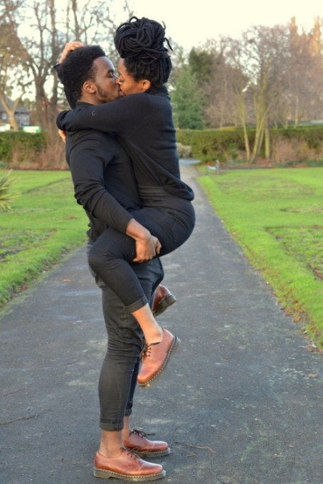 60 Pictures Of Everyday Black Couples That Will Make Your