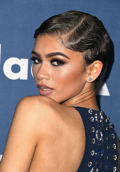 Zendaya 2015 Kids Choice Awards