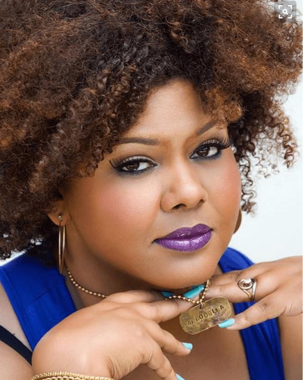 20 Black Women SLAYING Purple Lipstick