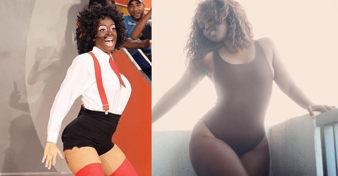 Dominican Beauty Queen Dons Blackface and Butt Pads to Imitate Darker-Skinned Dominican Singer