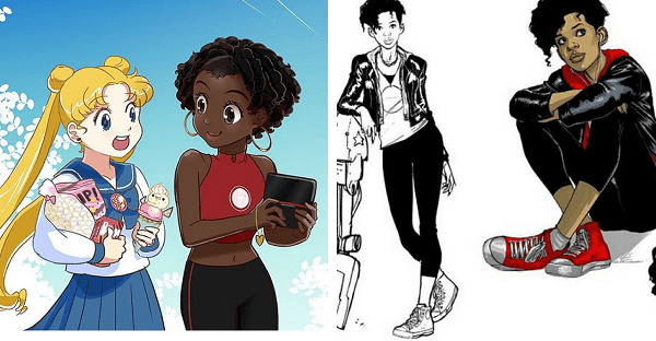 This Is How You Draw A 15 Y O Black Girl Illustrators