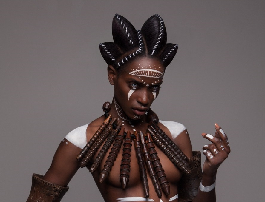 Pics These Stunning Futuristic And African Inspired