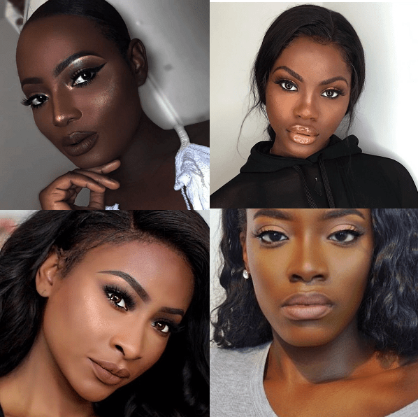 10 Nude Lipsticks for Black Women with Dark Skin