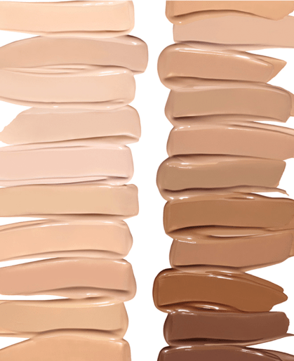 10 makeup brands with diverse foundations for brown skin for Different foundations