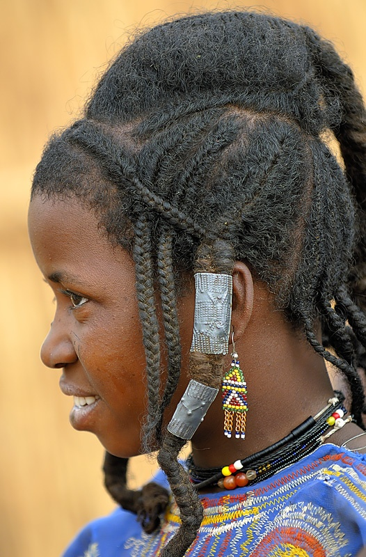 Pics I Tried Fulani Inspired Braids On My Own Hair And I