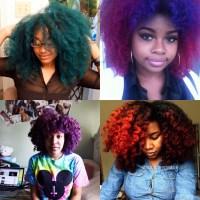 turqoiuse colored marley hair 5 natural youtubers who rock ...