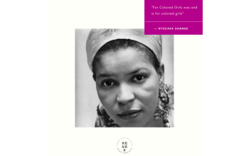 Ntozake Shange: The Women Who Led Me Home