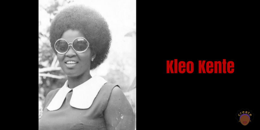 Kleo Kente, inventor of Anti-Shrinkage Potion & the Detangling Spell, hires and pays house elves to work for her