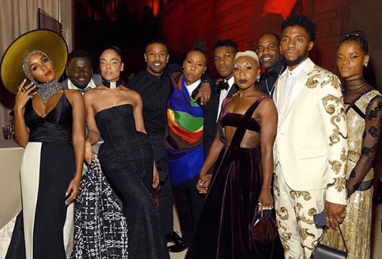 In Which Black People Are Magic (As Usual)