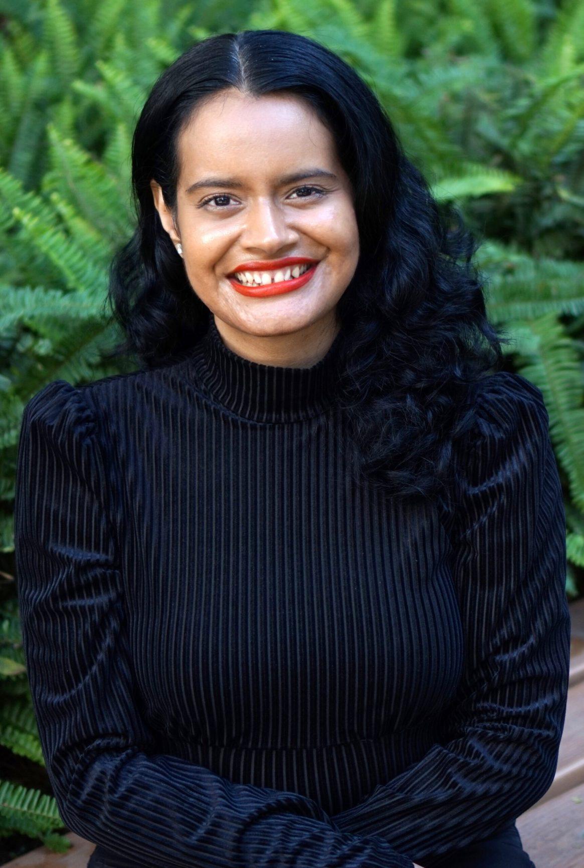 Amparo Ortiz (she/her)