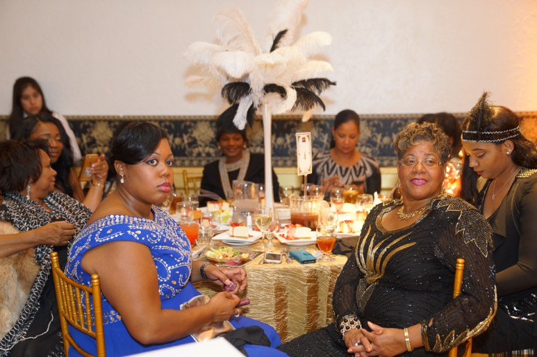 Black Girls Vote 1st Annual Ball--12