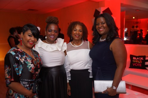 Black Girls Vote 1st Annual Ball--2