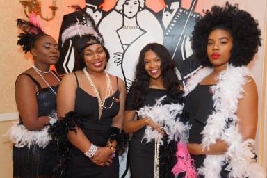 Black Girls Vote 1st Annual Ball--20