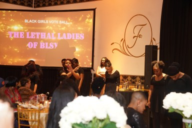 Black Girls Vote 1st Annual Ball--31