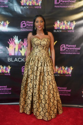 Black Girls Vote 1st Annual Ball--33