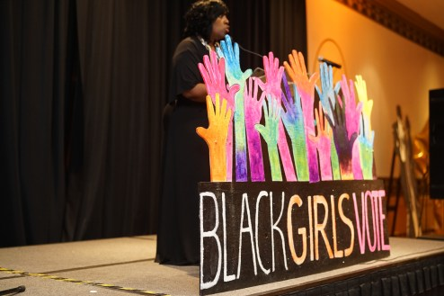 Black Girls Vote 1st Annual Ball--36
