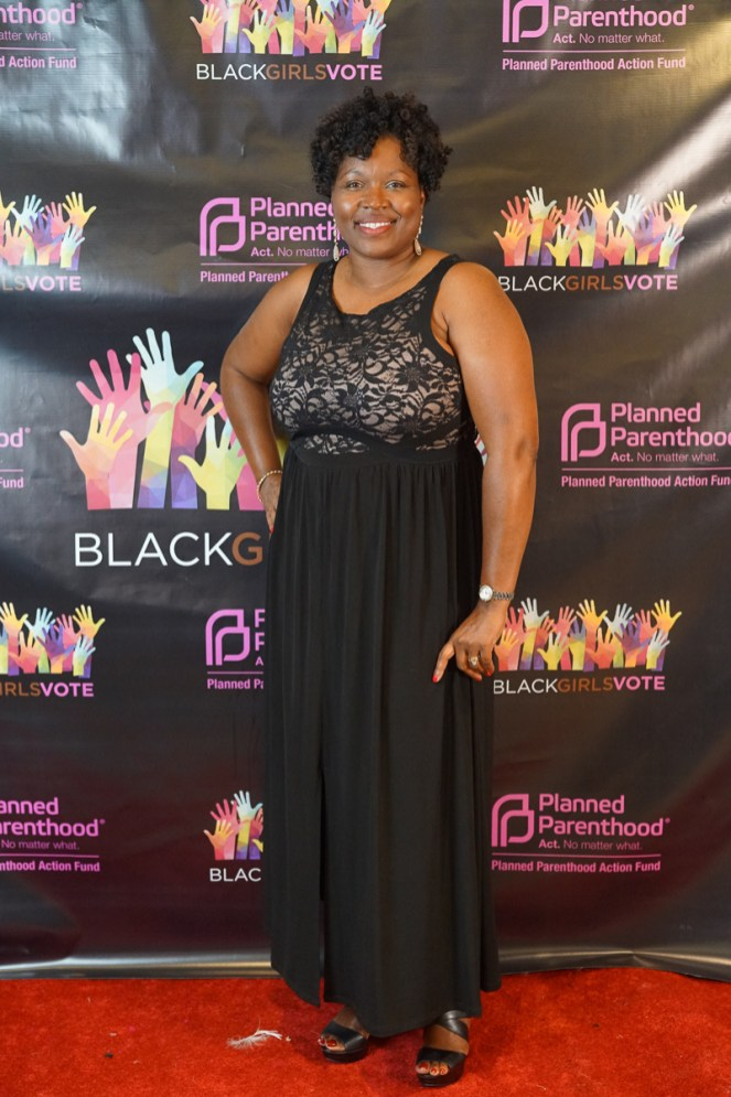 Black Girls Vote 1st Annual Ball--38