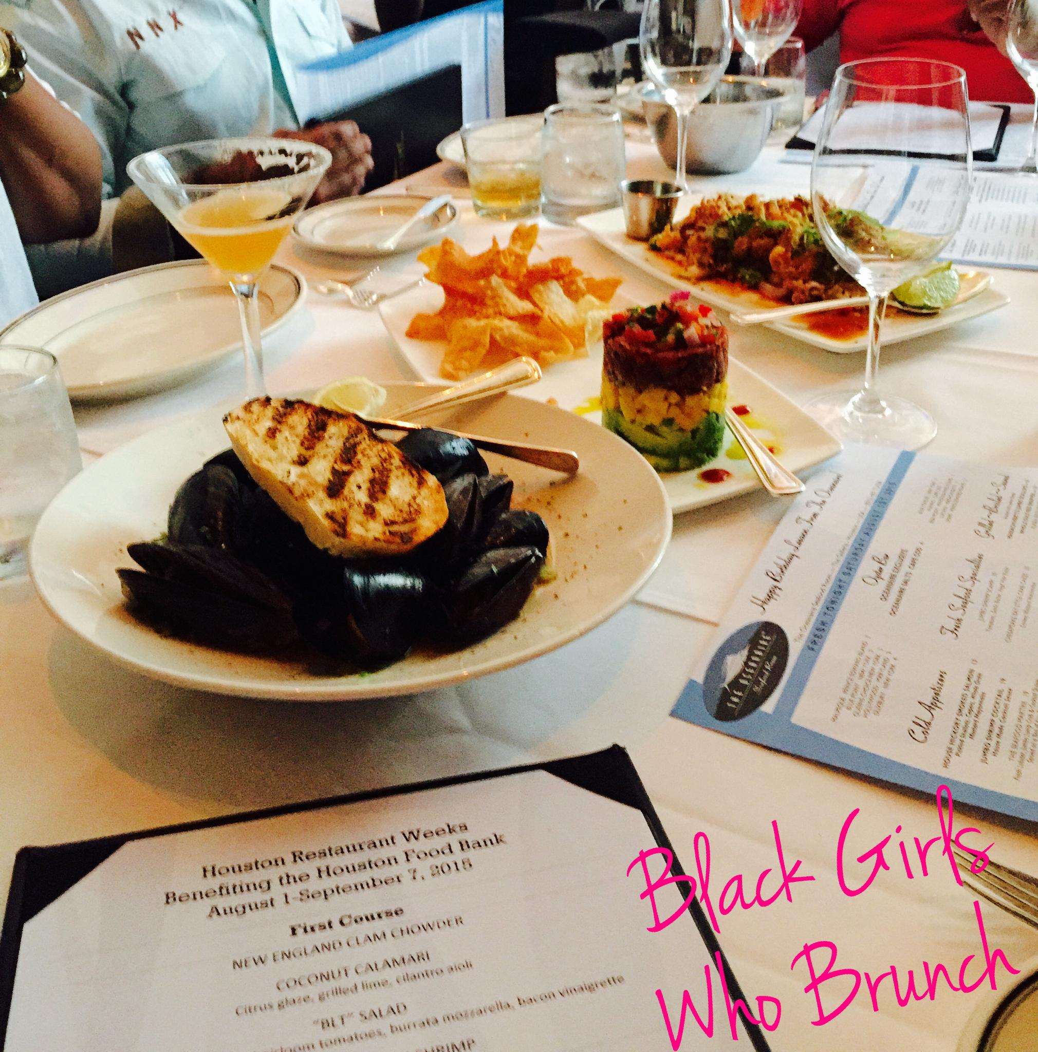 Houston Restaurant Weeks: Oceanaire Seafood Room