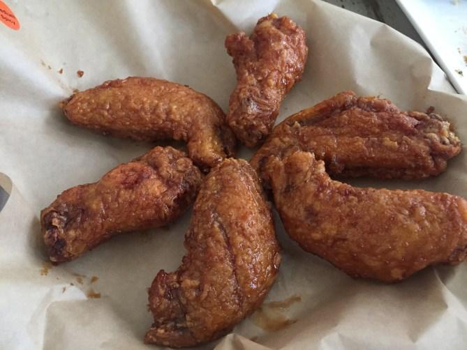 Dak & Bop chicken