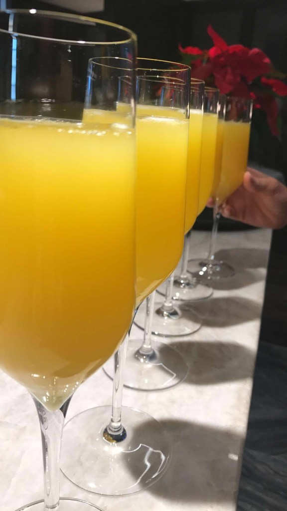 Unlimited mimosas y'all!