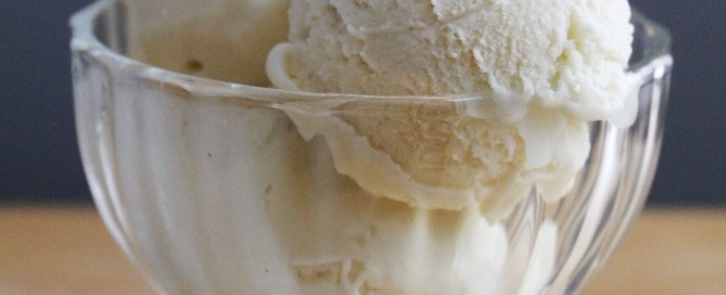 Dairy Free Coconut Milk Frozen Custard