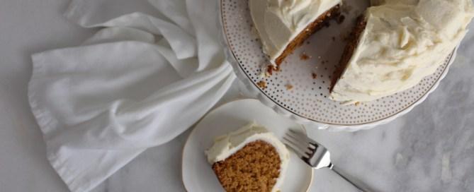 Brown Butter Sweet Potato Cake -10