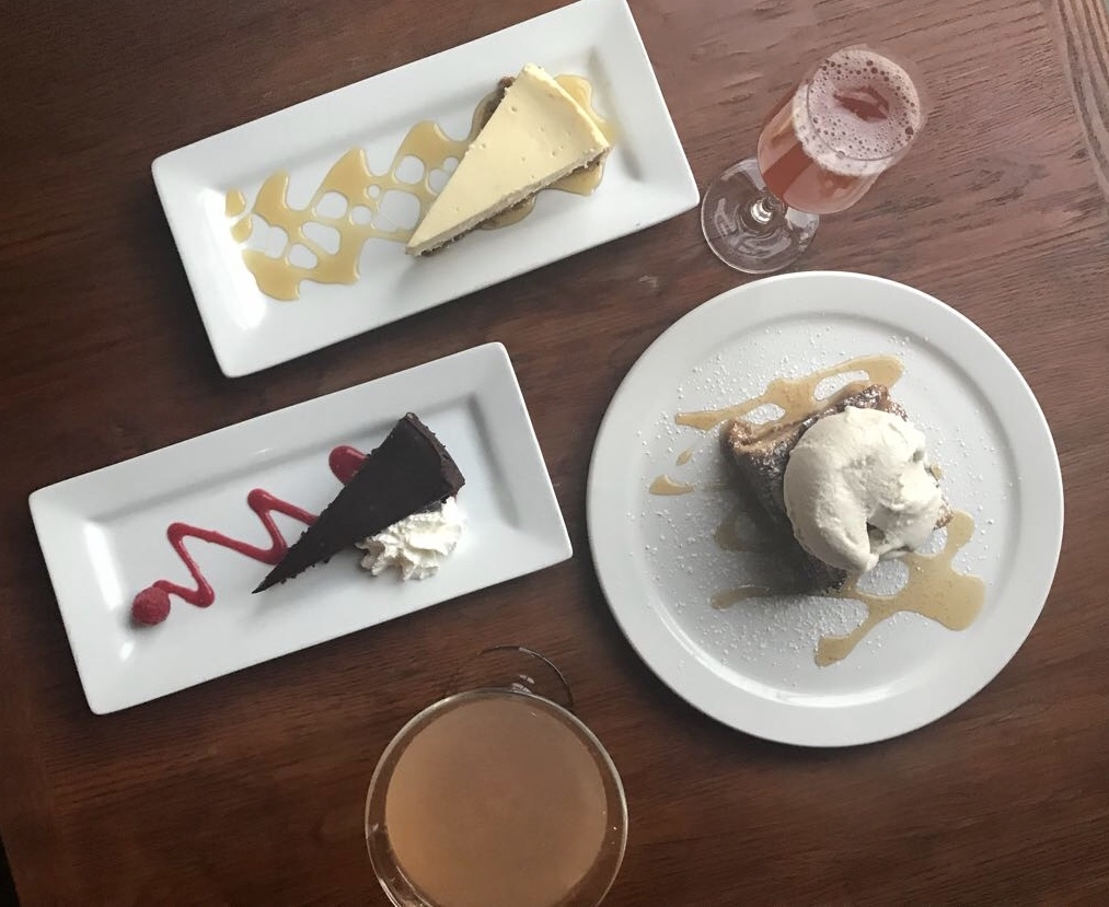 Desserts and Cocktails at the Tasting Room-1